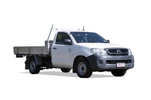 Maxcare Removals Ute